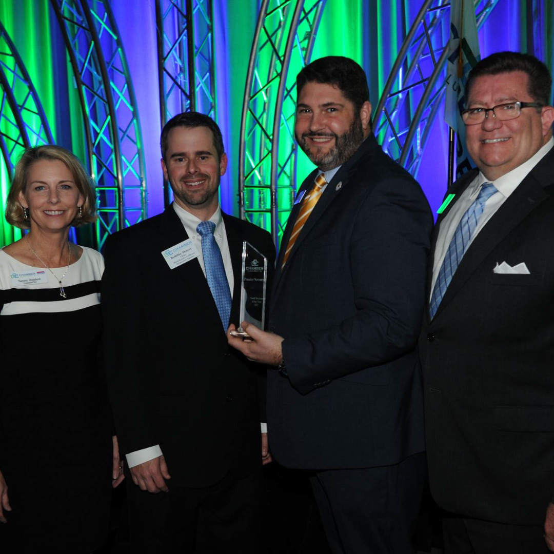 Columbia County Chamber Small Business of the Year