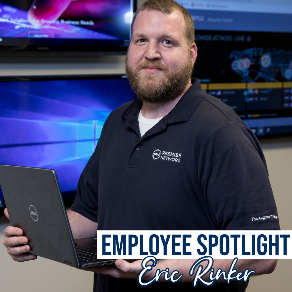 Employee Spotlight Premier Networx The Augusta IT Guys