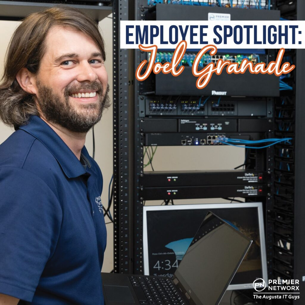 Premier Networx Employee Spotlight The Augusta IT Guys