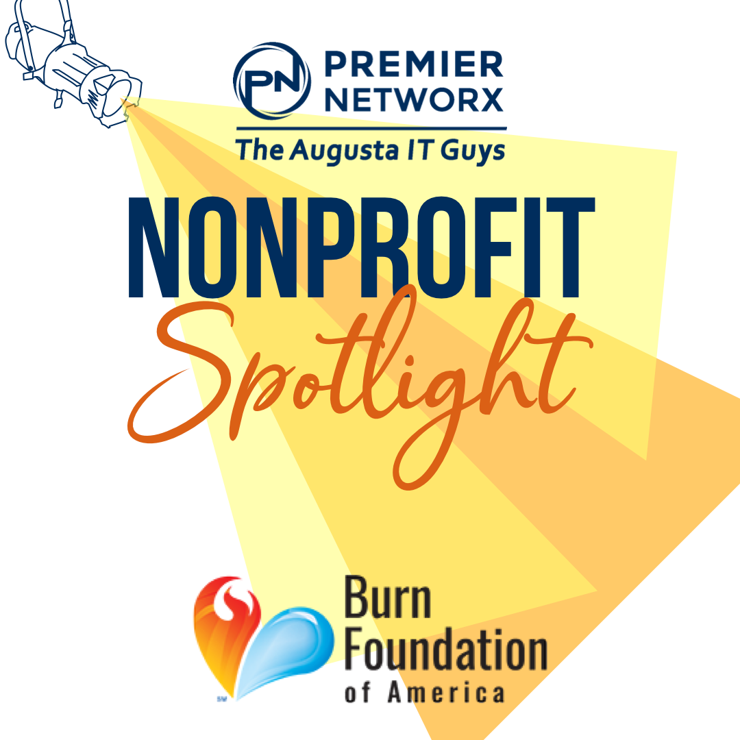 Burn Foundation Premier Networx Nonprofit Spotlight