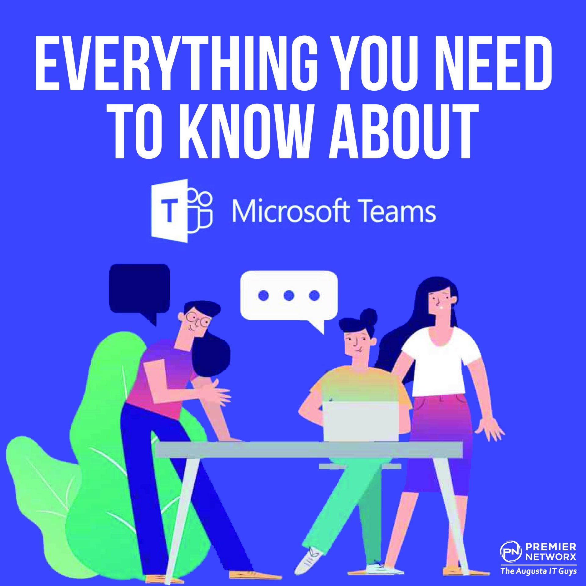 Premier Networx Microsoft Teams Office 365