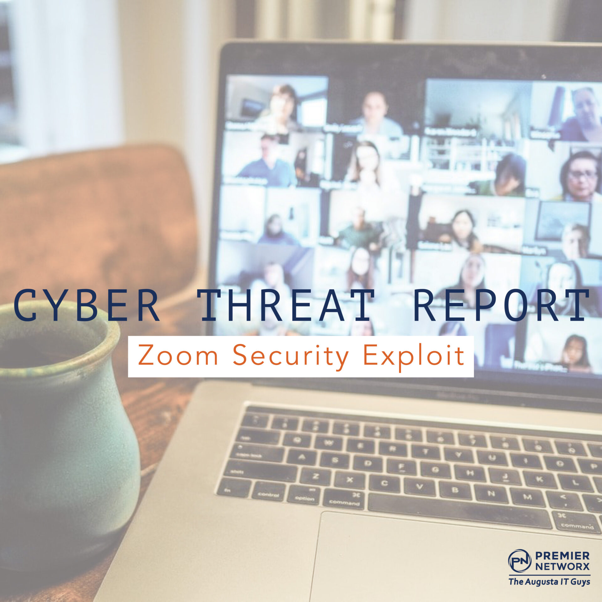 Premier Networx Cyber Threat Alert Zoom