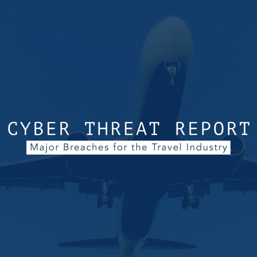 Premier Networx Cyber Threat Report Travel